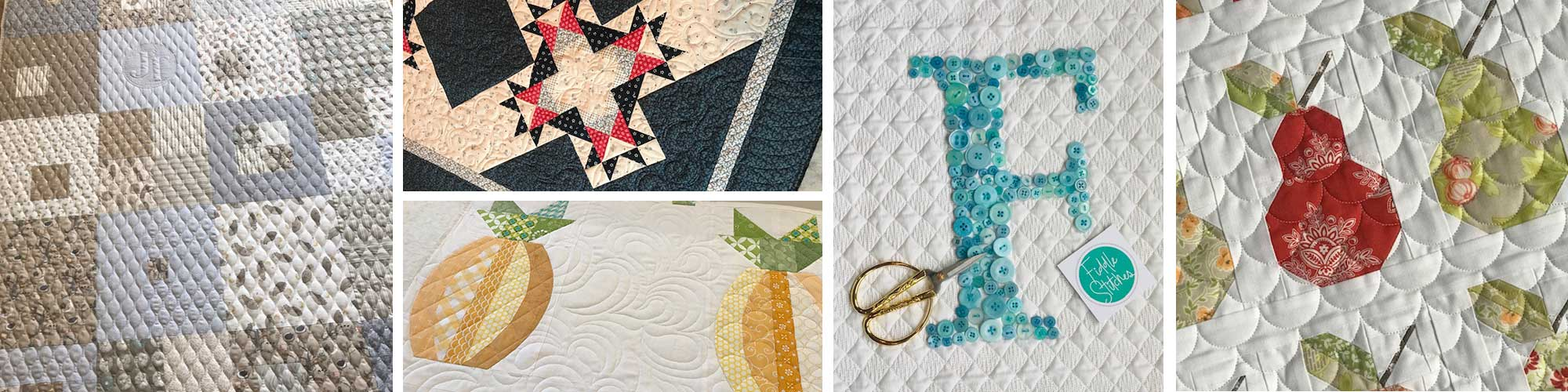 Long Arm Quilts by Melissa Hoffman of FiddleStitches