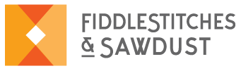 FiddleStitches Logo